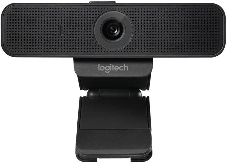 Webcam FULL HD para Lives, YouTube e Reuniões Online – Logitech C925E PRO