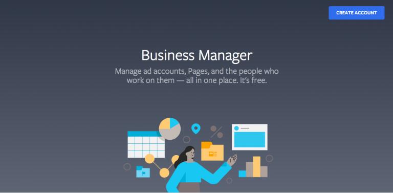 Como criar um Gerenciador de Negócios no Facebook
